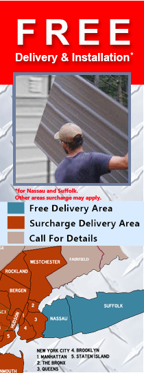 installation & delivery
